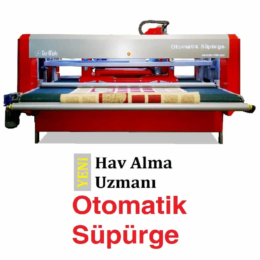 Carpet Sweeping & Packaging Machine
