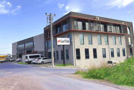 Gar-Mak Yeni Fabrika Görükle